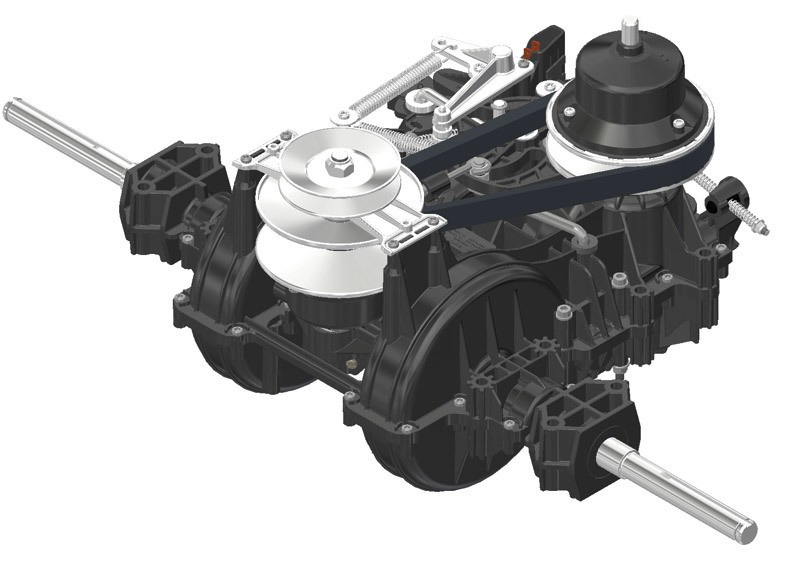 Element CVT lawn tractor transmission types  at nearapp.co