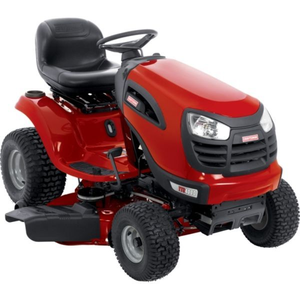 2011 Craftsman Yt 4000 42 In 24 Hp Model 28856 Review