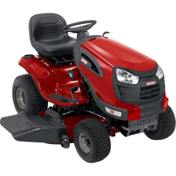 2011 Craftsman Yt 4000 46 Inch 24 Hp Lawn Tractor Model