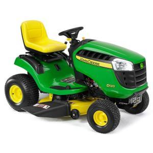 2011 John Deere 42 In 21 Hp Model D120 Review