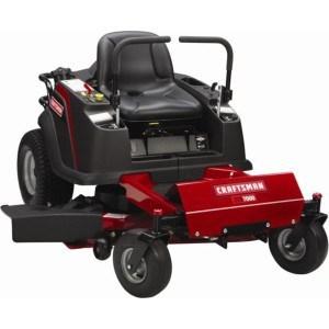 zero turn mower price guide