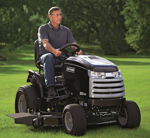 The New Craftsman CTX