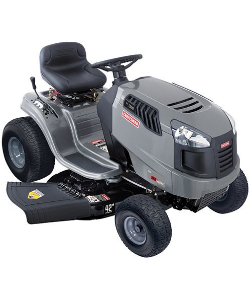 Craftsman 42 in 17.5 hp Shift-On-The-Go