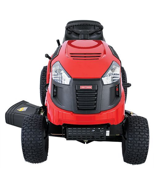 2012 Craftsman 42 In 19 5 Hp Automatic Lawn Tractor Review