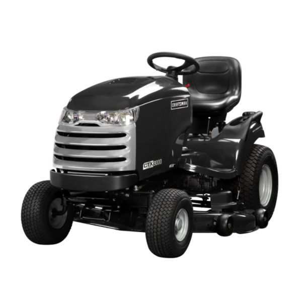Craftsman Ctx9000 46 In 22 Hp Premium Yard Tractor Review