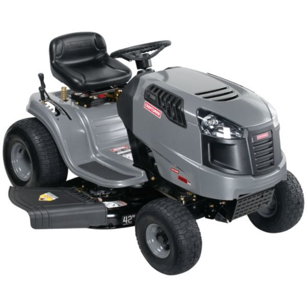 New 2013 Craftsman Lawn Tractors Riding Mowers And Zero