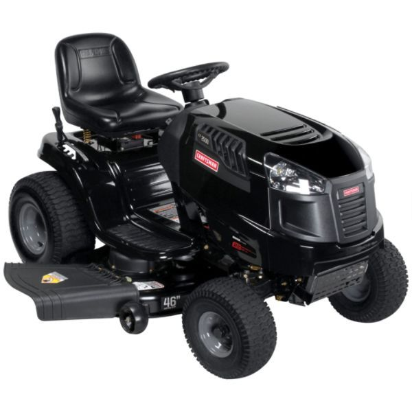 2013 Craftsman Lt2500 46 In With 22hp Kohler Model 28915