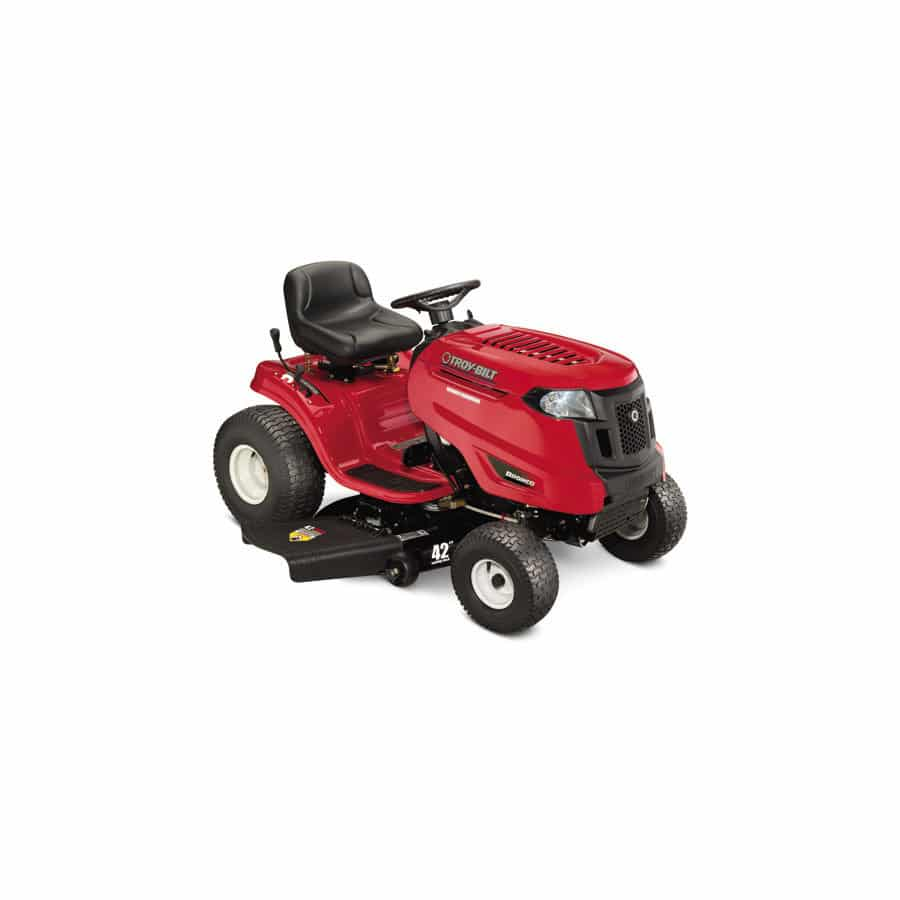 2012 2013 Troy Bilt Bronco 42 In 20 Hp Lawn Tractor Review