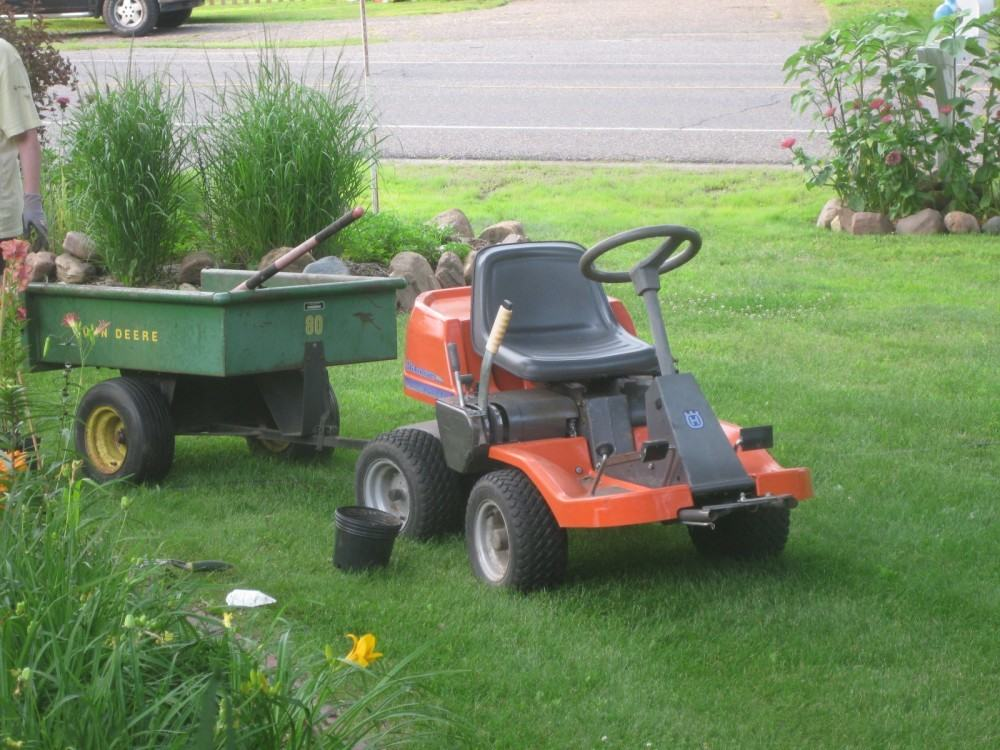 John Deere Lawn Tractor Wagon : For john deere lawn mowers trailers bing images