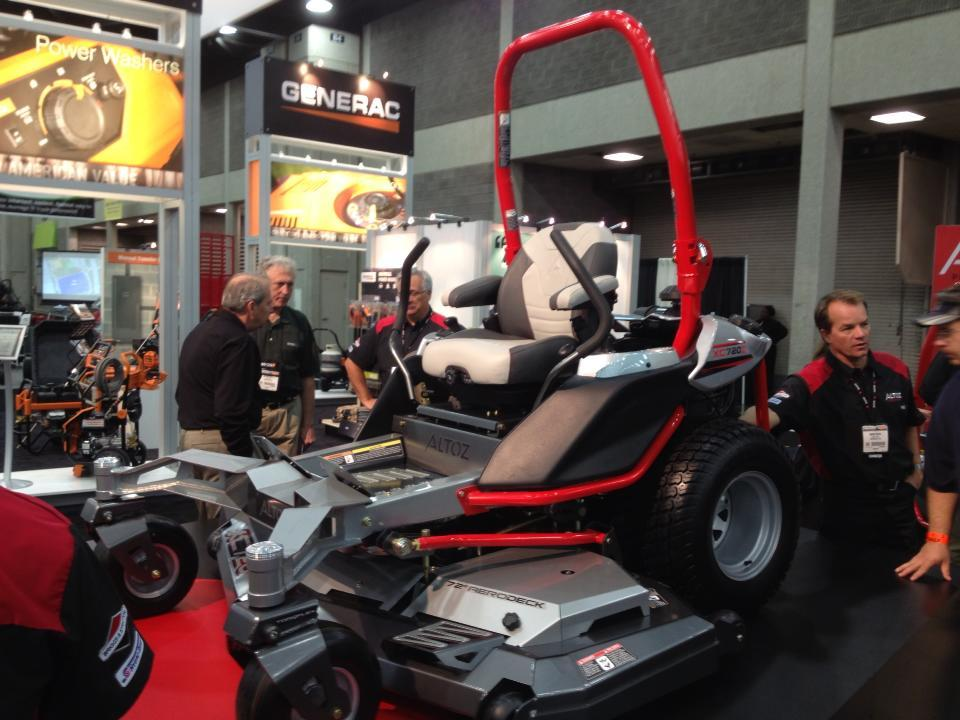 Updates From The Gie Expo The Largest Lawn Amp Garden