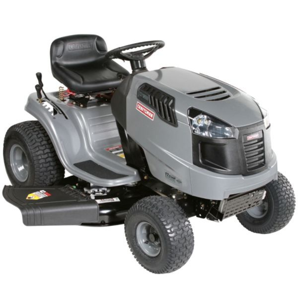 2010 Sears Craftsman Garden Tractors : History of craftsman tractors  todaysmower