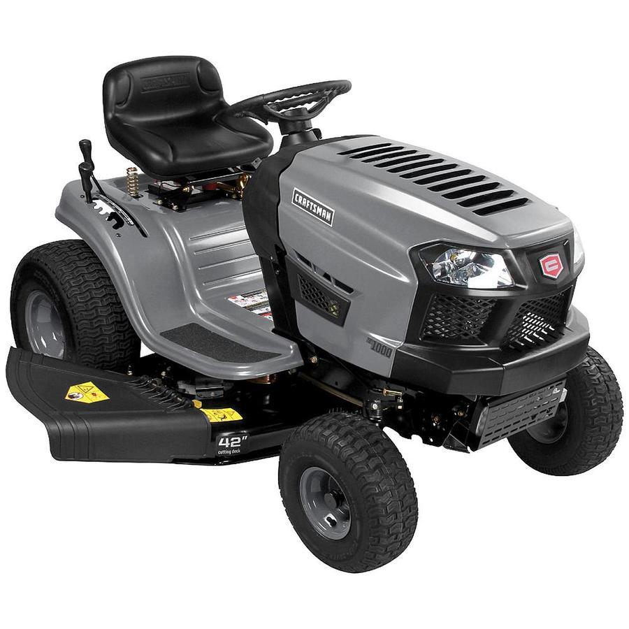 2014 Craftsman 42 Inch T1000 Model 20370 Riding Mower