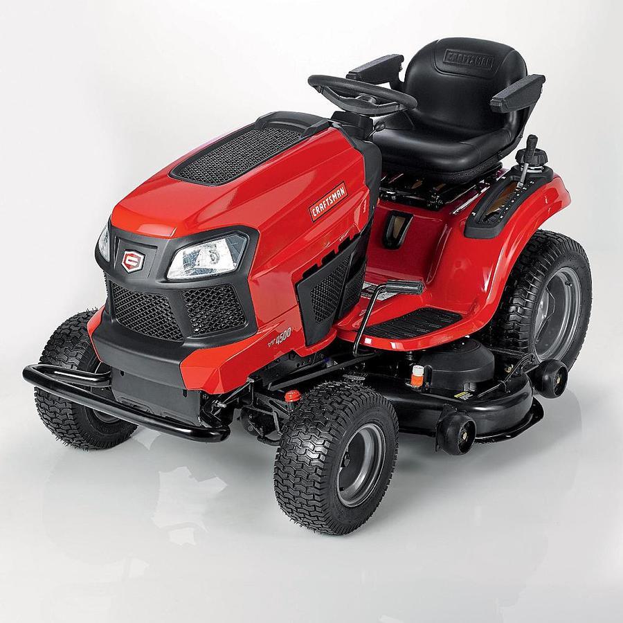 my review 48 inch craftsman model u2013 g5100 hydrostatic garden tractor u2013 24 hp u2013 turn tight u2013 normal sale price a garden tractor itu0027s not