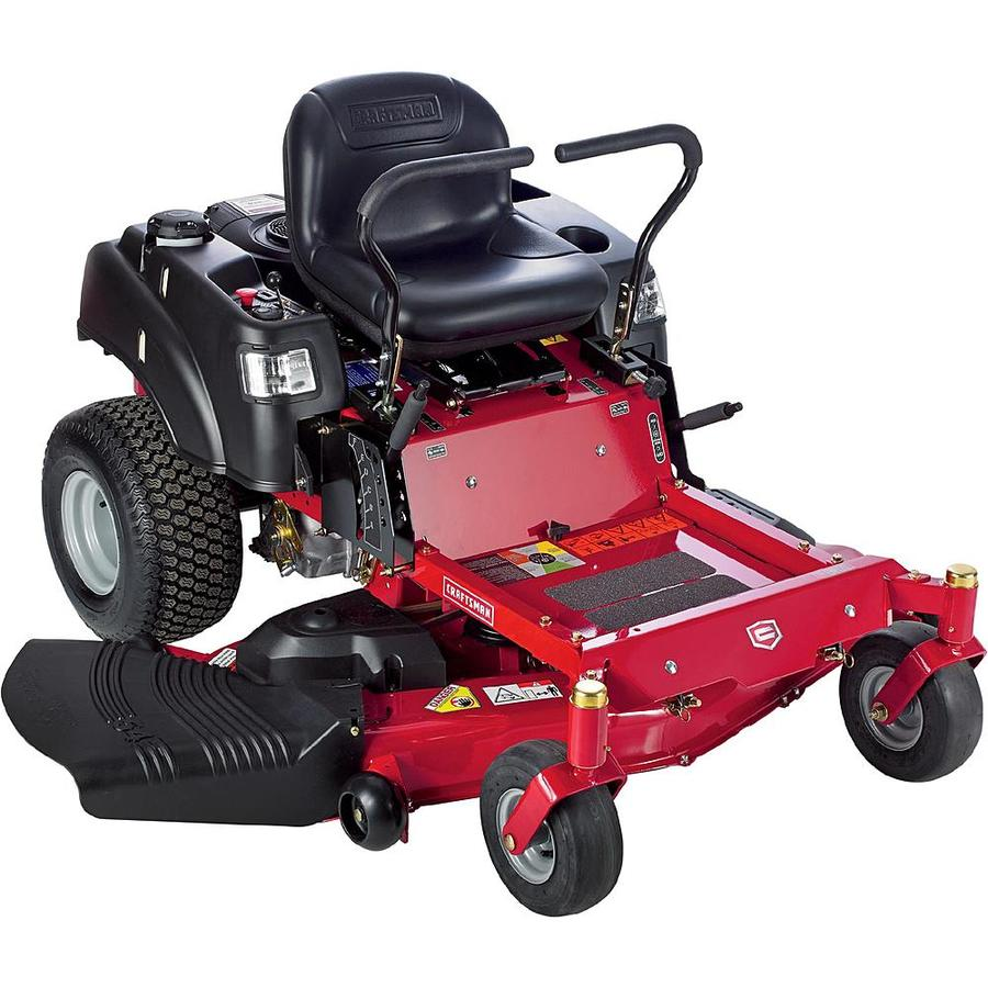 2014 Craftsman 30 Hp Garden Tractor : Craftsman inch model zero turn riding mower