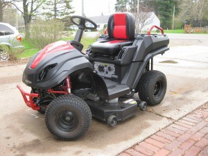 2017 Who Makes What? - All Zero-Turn, Lawn And Garden Tractor