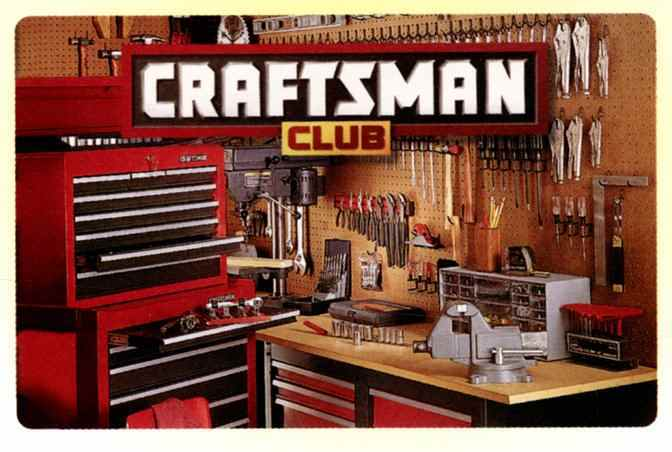 Craftsman Club Is Changing Please Sign Up Again