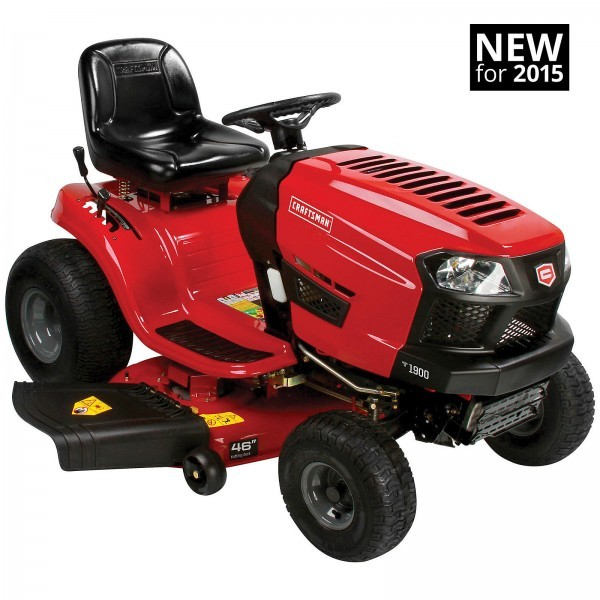 2015 Craftsman Lawn Tractors My Review Todaysmower Com