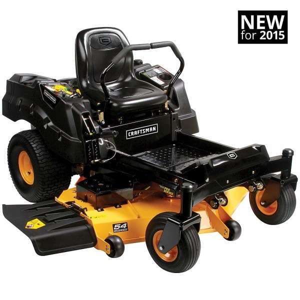 2015 Craftsman Pro Series Zero Turn Mowers Review The