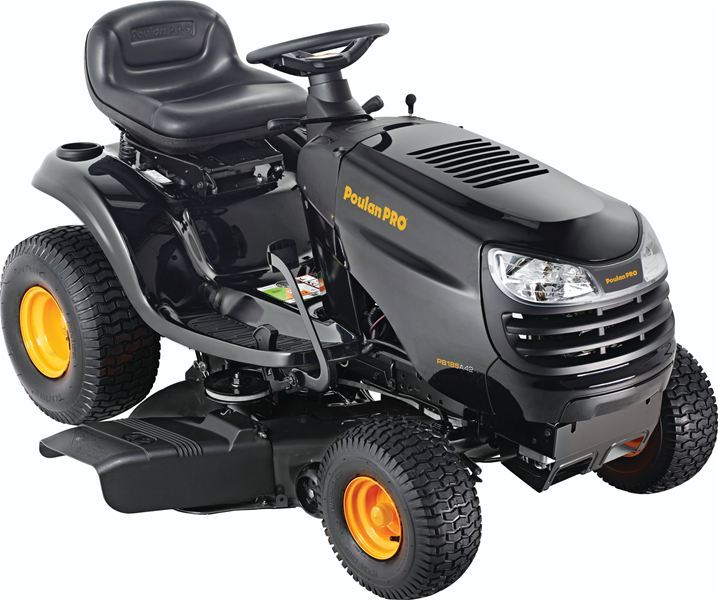 Poulan Lawn Tractors : The best lawn yard and garden tractors for