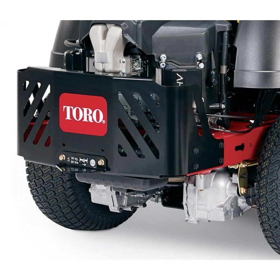 Toro timecutter z and wheel horse residential duty riding mowers are - Heavy Duty Rear Engine Guard