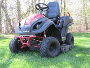 What S The Best Lawn Tractor Deck Size For Me And My Yard