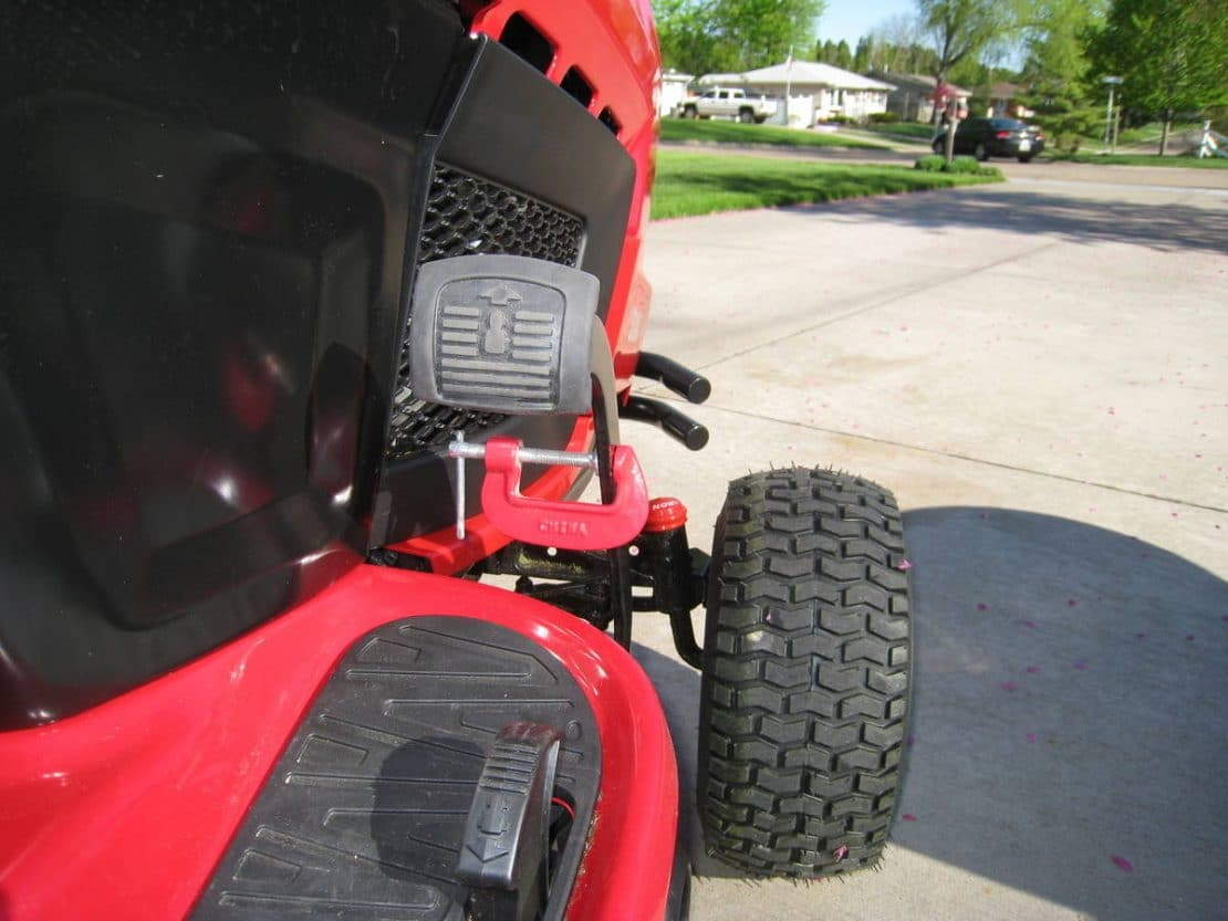 Lift Diagram And Parts List For Wizard Ridingmowertractorparts