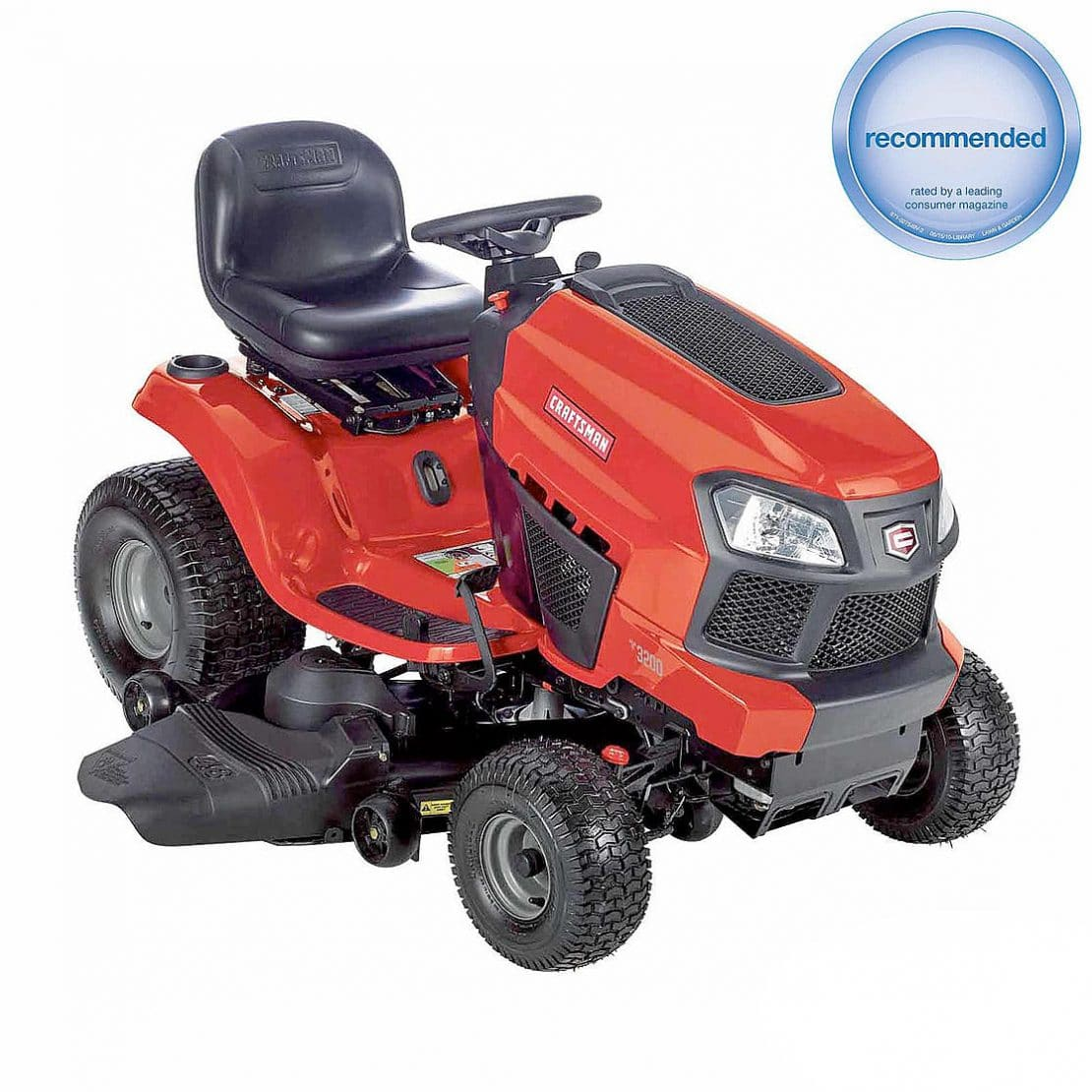 Craftsman 3500 Riding Mower : Craftsman in hp yt hydro model yard