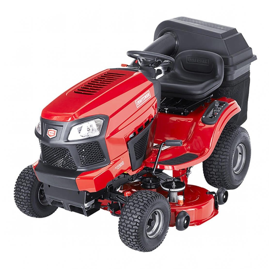 2016 Craftsman Yard Tractor Line Up One Now With Power
