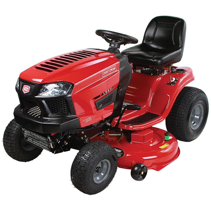 Craftsman Yard Tractor Loaders : Craftsman lawn tractor line up todaysmower