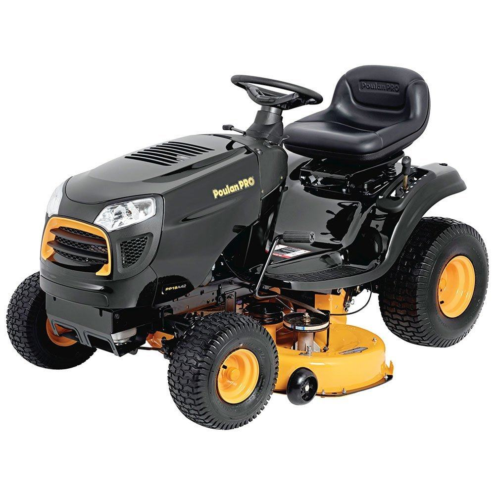 Poulan Pro 960420183 the 2016 poulan pro lawn tractors at amazon are the best deal you poulan lawn tractor wiring diagram at aneh.co