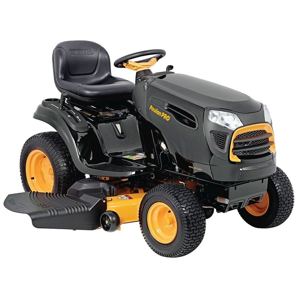 The 2016 Poulan Pro Lawn Tractors at Amazon are the best ...