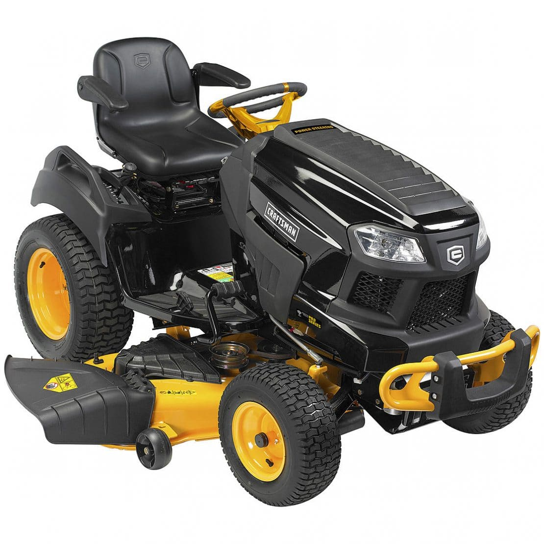 Best Craftsman Craftsman Pro Garden Tractors 2017 Buyers Guide
