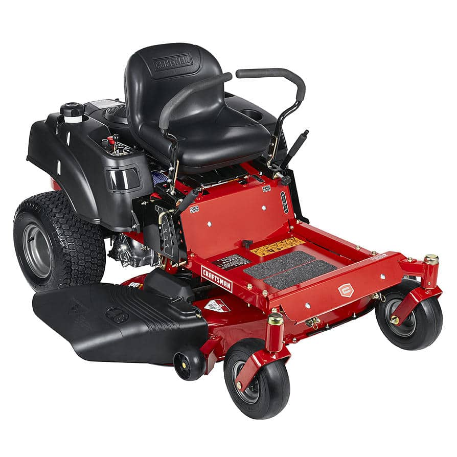 Toro timecutter z and wheel horse residential duty riding mowers are - Craftsman Model 27778