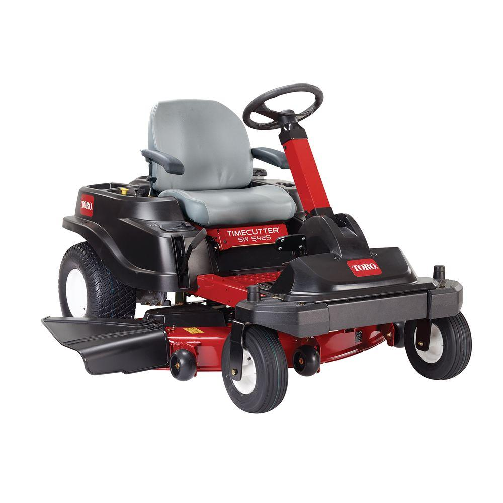 Toro timecutter z and wheel horse residential duty riding mowers are - Toro Timecutter Sw5425