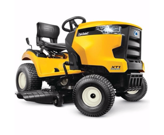 Cub Cadet Bumper : Cub cadet xt lawn garden tractor review