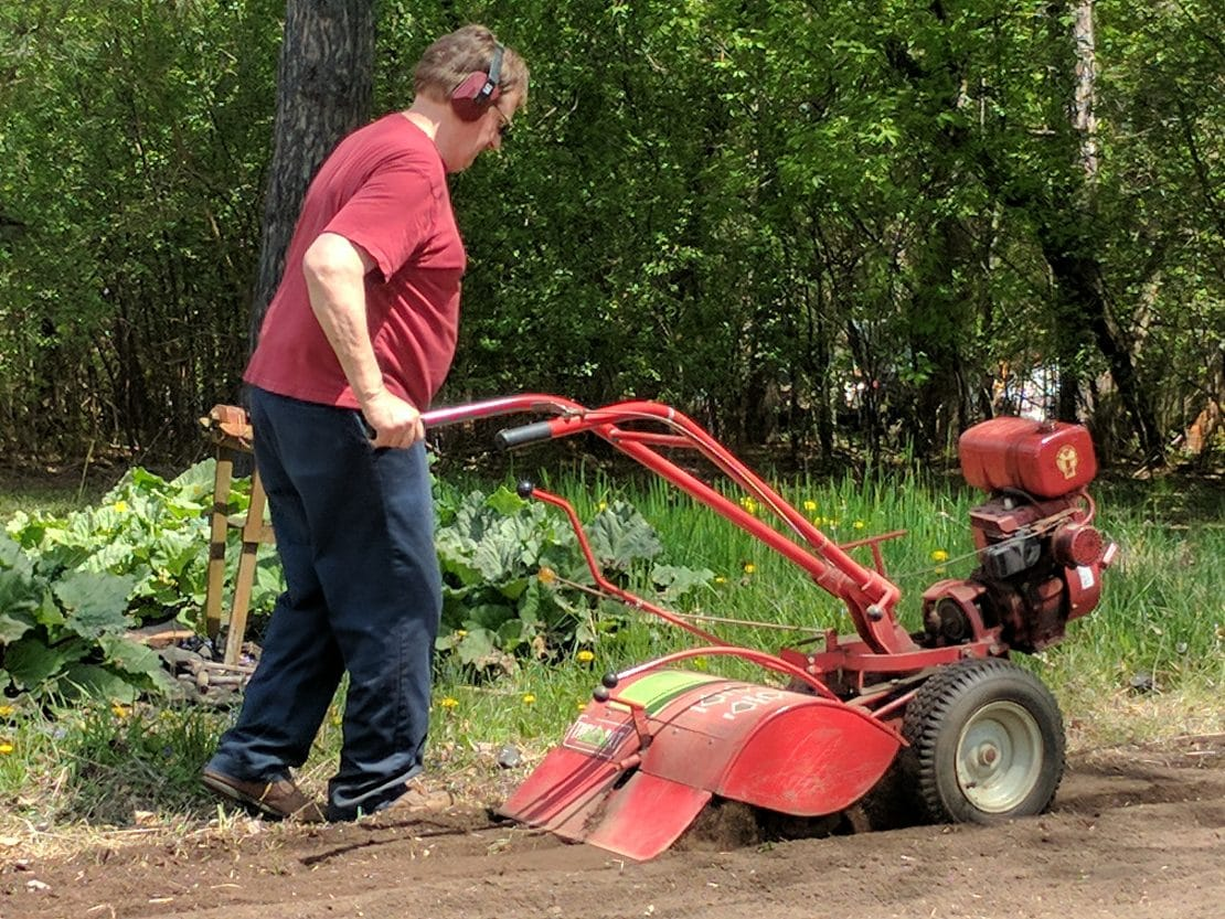 Did You Know Troy Bilt Still Makes The Rototiller That