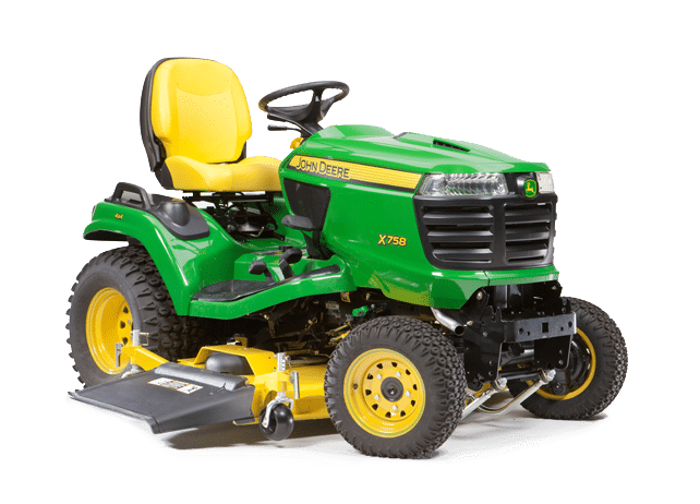 Home Depot Garden Tractors : John deere d series lawn tractors at the home
