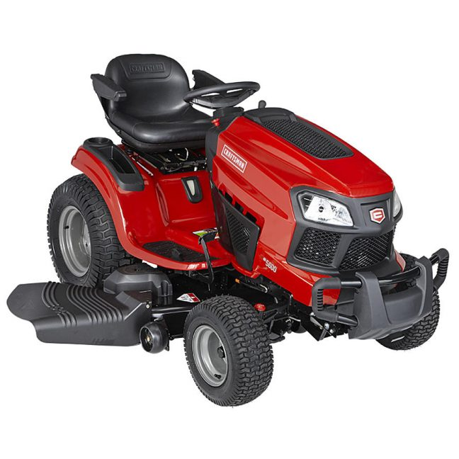 Sears Garden Tractor Seat : Sears and husqvarna group lawn tractors a year