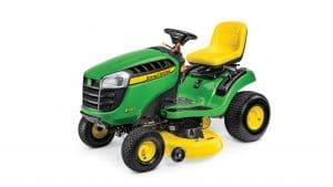 John Deere E120 Lawn Tractor