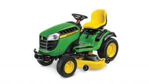 John Deere E170 Lawn Tractor