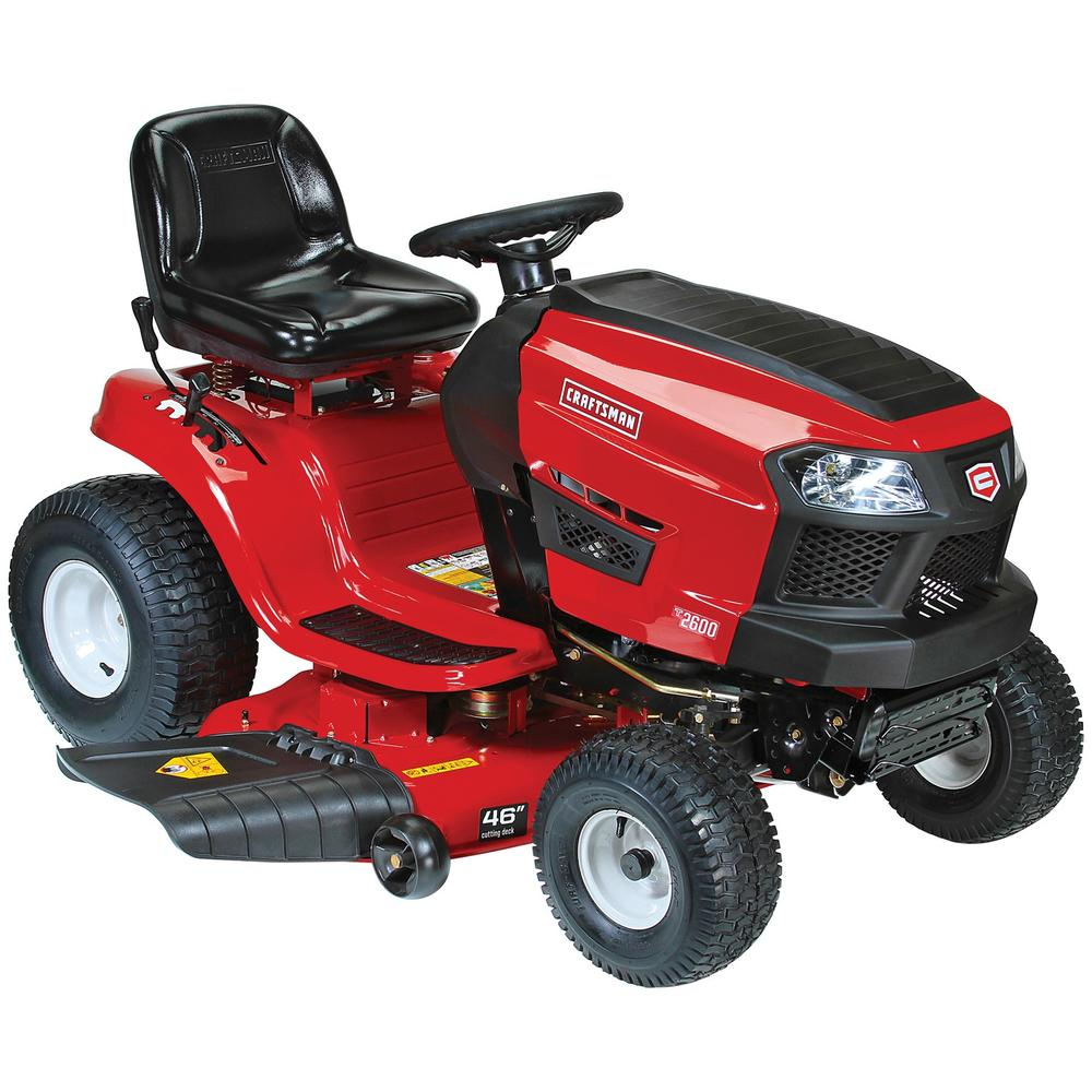Riding Lawn Mower Gears : Craftsman and pro lawn garden tractor